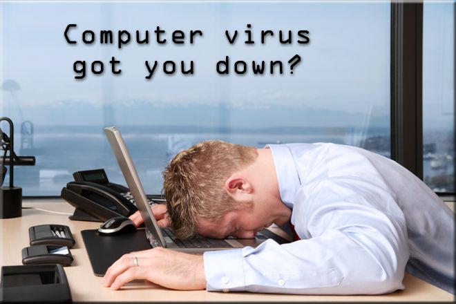 computer problems and virus removal, malware removal, spyware removal