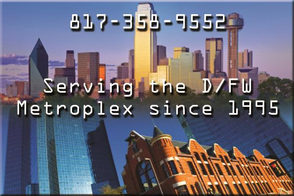 onsite computer service repair dallas fort worth metroplex