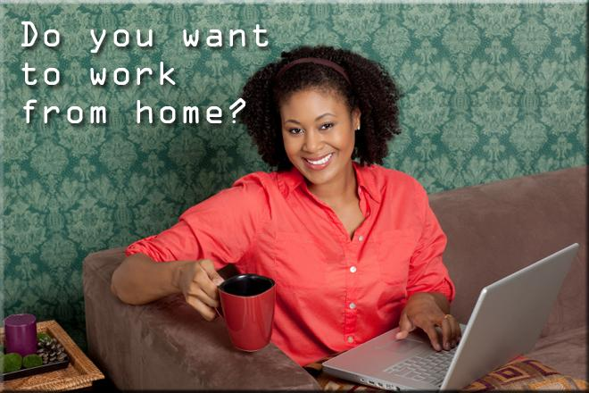 work from home remote access